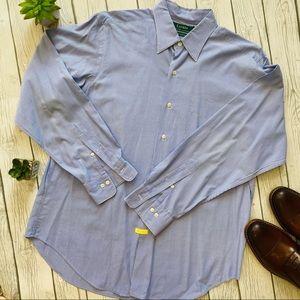 Ralph Lauren Button Up Dress Shirt 16 34/35
